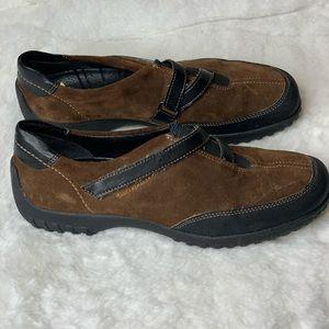Woman's Rieker Antistress Slip on Loafers Sz 38(8)